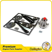 For 03-11 Ford E150 E-250 F150 F250 Expedition 5.4l Timing Chain Kit Water Pump