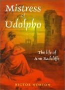 Mistress Of Udolpho By Norton, Rictor New 9780718502027 Fast Free Shipping,,