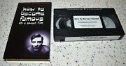 How To Become Famous Ed Sweet Vhs 2000 Phoenix Film Festival Comedy