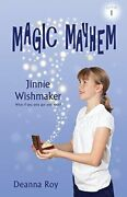 Jinnie Wishmaker By Roy, Deanna New 9781945017049 Fast Free Shipping,,