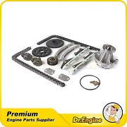 Timing Chain Kit W/ Water Pump For 96-99 Lincoln Mercury Ford 4.6l V8 Sohc