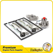 Timing Chain Kit Oil Water Pump Fit 97-02 Mercury Ford F150 250 Lincoln 4.6l V8