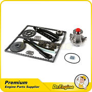 Timing Chain Kit Water Pump Fit 02-11 Ford Excursion Eandf Series 5.4l V8 Sohc