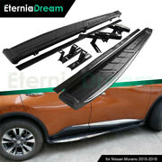 New Side Step Fit For Nissan Murano 2015-2021 Nurf Bar Running Board Carrier