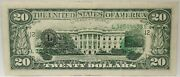 United States 1990 .20 Dollars .collectorand039s Misprint .serials And Seal On The Back