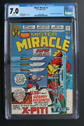 Mister Miracle 2 Dc 1971 Movie Kirby 4th World 1st Granny Goodness Cgc Fnvf 7.0