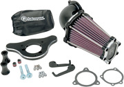 Performance Machine Contrast Fast Air Cleaner Filter 93-17 Harley Touring Fxdf