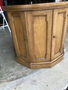 1964 Triune By Drexel End Table With Storage