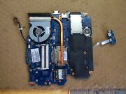 HP 688745-001 EliteBook 8770W rPGA 989r DDR3 SDRAM Laptop Motherboard