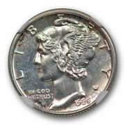 1938 10c Proof Mercury Dime Ngc Pf 63 Low Mintage Mostly White