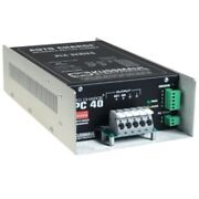 Us1000 Kussmaul Low Profile Auto Charge Lpc 40 W/ Bar Graph Display 12v/40a New