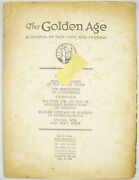 Golden Age Magazine 461 May 19 1937 Phonograph Exposed Watchtower Jehovah
