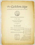 Golden Age Magazine 463 June 16 1937 Phonograph Exposed Watchtower Jehovah