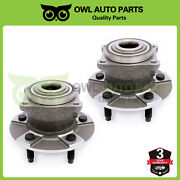 Rear Wheel Bearing Hub Assembly For Equinox Vue Torrent W/o Abs 5lug 2wd 512230