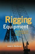 Rigging Equipment And Systems, Macdonald New 9780071719483 Fast Free Shipping-,