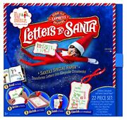 Elf On The Shelf Letters To Santa Book The Fast Free Shipping