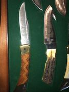 North American Hunting Heritage Knife Collection