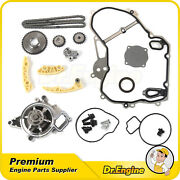 Timing Chain Kit Gasket Water Pump Gear Oiler Bolts Set Fit Chevrolet 2.2l