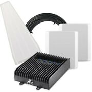 Surecall Fusion5s All-carrier Voice And Data Cellular Booster Kit 2 Panel Antennas