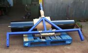 Farm Field Roller Tractor Towing Paddock Ground Arena Ballast 6 Ft.16 Dia.