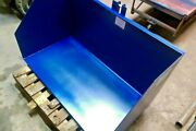 Farm Produce Load Carrier Transport Box 3 Point Linkage Tractor Attachment 6 Ft.