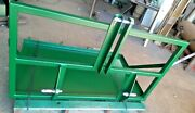 Tractor Link Box Transport 3 Point Linkage Mounted Farm/field Use Carry All 5 Ft