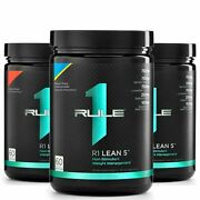 Rule One R1 Lean 5 Weight Management 60 Serving - Pick Flavor