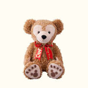 Duffy Stuffed Toy M Size Christmas Santa Red Ribbon Sold Out Disney Sea 2016