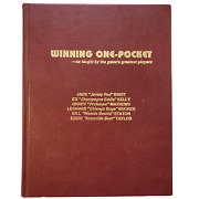 Pocket Billiards Winning One-pocket As Taught By The Gameand039s Greatest Players