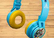 Toy Story 4 Kids Bluetooth Headphones For Kids Wireless Rechargeable Foldable
