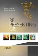 Re-presenting Gis By Fisher New 9780470848470 Fast Free Shipping+=