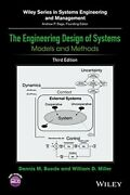 The Engineering Design Of Systems Models And M, Buede, Miller+=