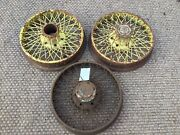 Vintage Wire Spoke Wheel 1920and039s Hupmobile Others