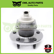 Rear Wheel Hub And Bearing Assembly For Century Monte Carlo Regal W/ Abs 512151