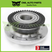 Rear Left Or Right Wheel Hub And Bearing For 03-06 07 08 09 Audi A4 Fwd 512231 X1