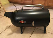 🔥vintage Royal Chef Little Pig Bbq Grill- Mint And Rare Withmanual. Local Pickup