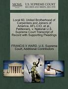 Local 60 United Brotherhood Of Carpenters And Joiners Of America Afl-cio E-