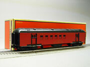 Lionel O Gauge Norfolk And Western Rpo 96 Railway Post Office Mail 1927310 New