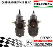 09789 Carburettor Dell'orto Vhsb 39 Nd Racing For Engines 2t Ed Processing