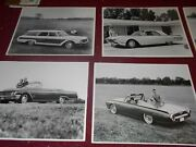 1962 Ford Thunderbird Galaxie Falcon Country Squire Rare Showroom Wall Signs Lot