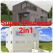 2in1 House Plan Super Discount👌👍🚀