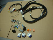 Big Dog Motorcycles Oem 2002 Main Wiring Harness W/sub Harness And Connectors Sandy