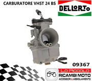 09367 Carburettor Dellorto Vhst 24 Bs 2t Air Manual Universale Scooter