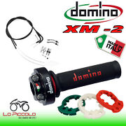 Complete Kit Control Gas Xm2 Domino+cables Universal Benelli Motorcycle Guzzi