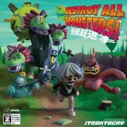 Itsoktocry Destroy All Monsters Cd.