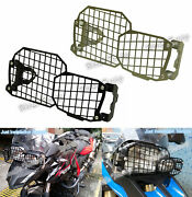 Headlight Grill Cover Gaurd Protector For Bmw F 650 Gs F650gs Twin K72 2008-2012