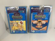 Leap Pad 2 Grades 1-3 Reading Arthur And The Lost Diary And Supermancartridges New