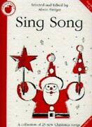 Sing Song Teachers Book By Alison Hedger