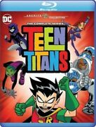 Teen Titans The Complete Series [new Blu-ray] Boxed Set Subtitled Amaray Ca
