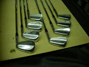 Golden Goodie 1990and039s Founders Club Forged 200 Series 3-pw Steel Mp-300 Rh-r